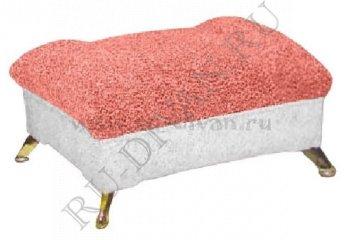 Пуф Хилтон фото 1 цвет розовый