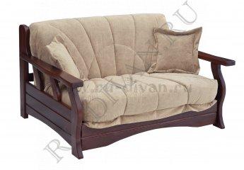 Кресло-кровать Аурум фото 1 цвет коричневый
