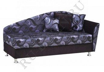 Диван-кушетка Нора – доставка фото 1 цвет фиолетовый