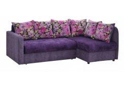Угловой диван Берлингтон (Фиолетовый)
