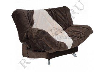 Кресло Сантери – характеристики фото 1 цвета: коричневый, бежевый