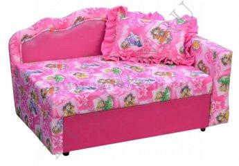 Диван Танюша детский – характеристики фото 1 цвет розовый