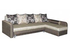 Угловой диван Фэмэли-1 описание, фото, выбор ткани или обивки, цены, характеристики