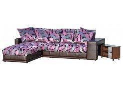 Угловой диван Максимус (Фиолетовый)