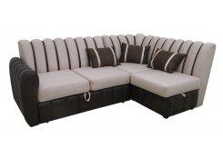 Угловой диван Престиж 8 описание, фото, выбор ткани или обивки, цены, характеристики