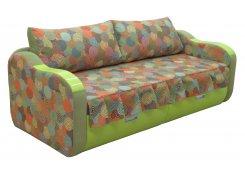 Детский диван Рикки 3 описание, фото, выбор ткани или обивки, цены, характеристики