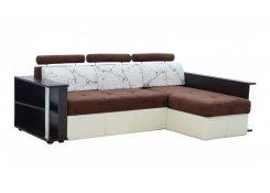 Угловой диван Лакоста 4 описание, фото, выбор ткани или обивки, цены, характеристики