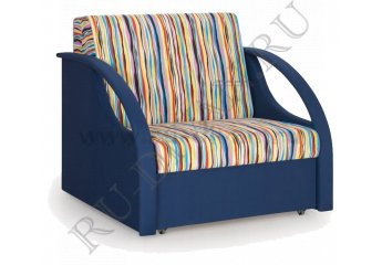 Кресло-кровать Эдэм фото 1 цвета: фиолетовый, синий