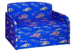 Детский диван Юлечка МП описание, фото, выбор ткани или обивки, цены, характеристики