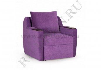 Кресло-кровать Дельта-микро фото 1 цвет фиолетовый