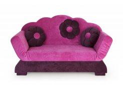 Диван Букет (Фиолетовый)