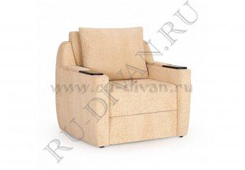 Кресло-кровать Альфа-микро фото 1 цвет бежевый