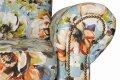 Диван Арагон выкатной – отзывы покупателей фото 13 цвет голубой