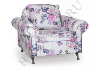 Кресло Арагон – характеристики фото 1 цвет розовый
