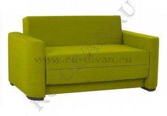 Диван-раскладушка Реджинальд фото 1 цвет зеленый