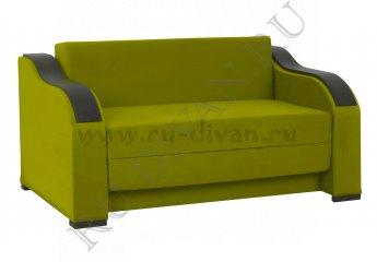 Диван-раскладушка Реджинальд 3 – характеристики фото 1 цвет зеленый