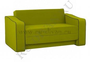 Диван-раскладушка Реджинальд 6 фото 1 цвет зеленый