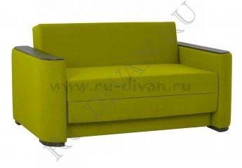 Диван-раскладушка Реджинальд 7 фото 1 цвет зеленый