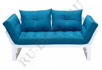 Кушетка Симпл фото 1 цвет синий