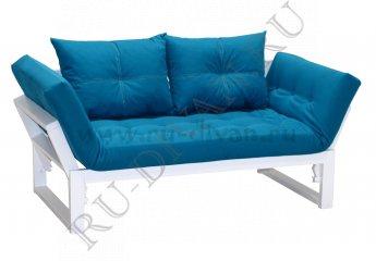 Кушетка Симпл – характеристики фото 1 цвет синий