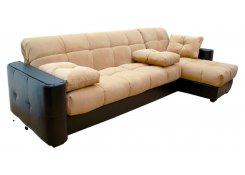 Угловой диван Тахко (Бежевый)