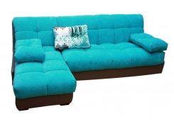 Угловой диван Тахко с узкими подлокотниками описание, фото, выбор ткани или обивки, цены, характеристики