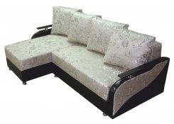 Угловой диван Корсар описание, фото, выбор ткани или обивки, цены, характеристики