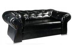 Двухместный диван Блекмор (Черный)