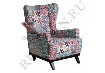 Кресло Рональд фото 1 цвет голубой