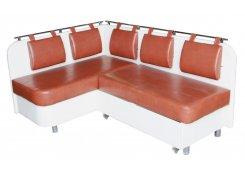 Угловой диван Лагуна-2 (Коричневый)
