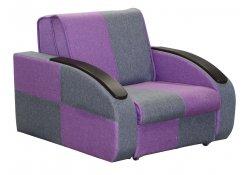 Кресло-кровать Фишер (Фиолетовый)