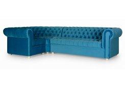Модульный диван Честерфилд описание, фото, выбор ткани или обивки, цены, характеристики