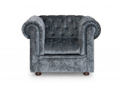 Кресло Честерфилд описание, фото, выбор ткани или обивки, цены, характеристики