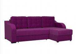 Угловой диван Ричардс 2 (Фиолетовый)