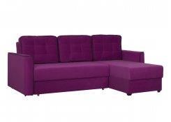 Угловой диван Ричардс 5 (Фиолетовый)