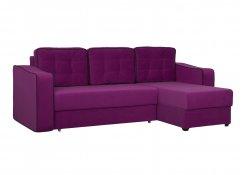 Угловой диван Ричардс 6 (Фиолетовый)