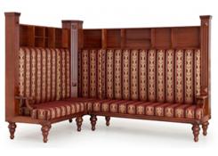 Модульный диван Ретро описание, фото, выбор ткани или обивки, цены, характеристики