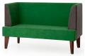 Диван Футурэ – доставка фото 3 цвет зеленый