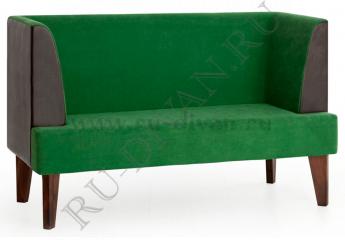 Диван Футурэ – доставка фото 1 цвет зеленый