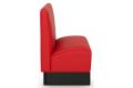 Диван Мегаполис фото 3 цвет красный