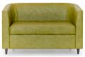 Диван Клуб – доставка фото 2 цвет зеленый