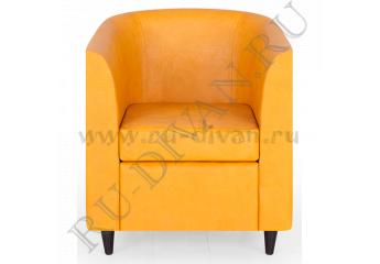 Кресло Клуб фото 1 цвет желтый