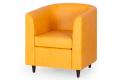 Кресло Клуб фото 2 цвет желтый