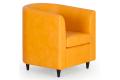 Кресло Клуб – доставка фото 3 цвет желтый