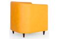 Кресло Клуб – доставка фото 4 цвет желтый