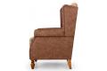 Кресло Лорд фото 3 цвета: коричневый, бежевый