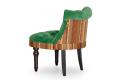 Кресло Барокко – доставка фото 5 цвета: зеленый, коричневый