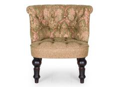 Кресло Мока мини описание, фото, выбор ткани или обивки, цены, характеристики