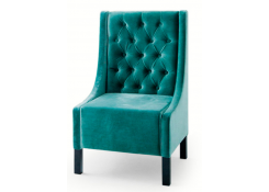 Кресло Капитоне описание, фото, выбор ткани или обивки, цены, характеристики