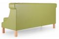 Диван Мельбурн – характеристики фото 5 цвет зеленый